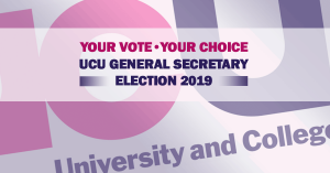 UCU General Secretary election