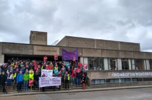 UCU At UEA branch